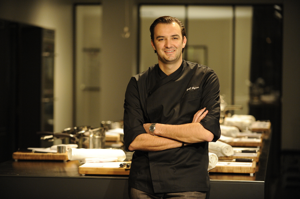 Cyril lignac ouvre sa p tisserie le blog de cyril lignac - Cours de cuisine cyrille lignac ...