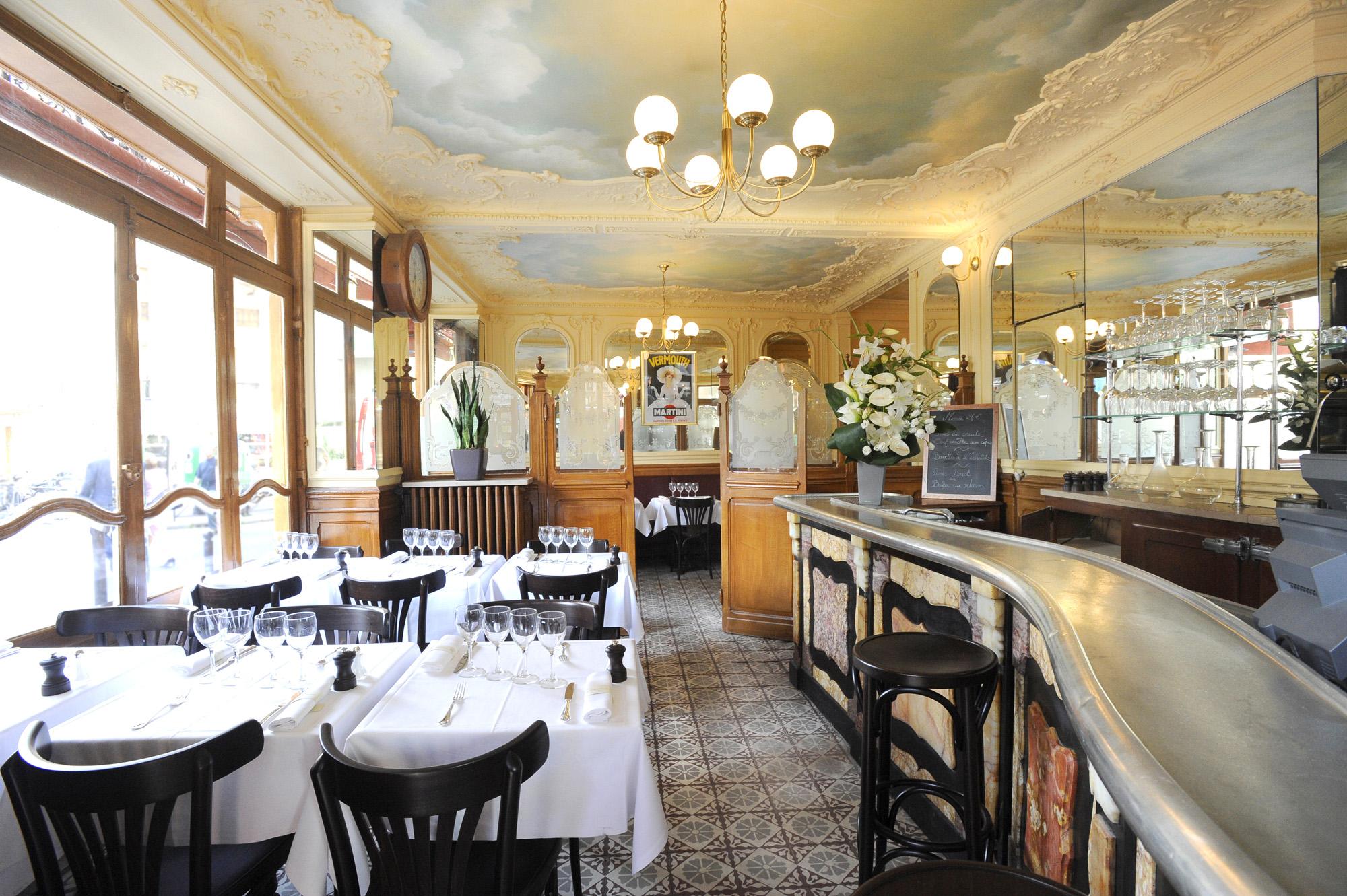 Le bout de ma langue restaurant le chardenoux cyril Cours de cuisine paris cyril lignac