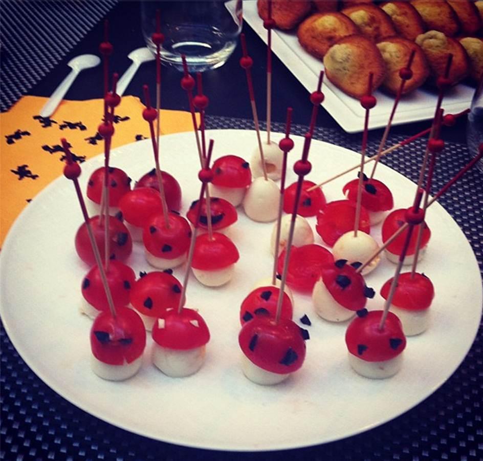 Spéciale Enfants Halloween Mini œuf De Caille Façon Champignons