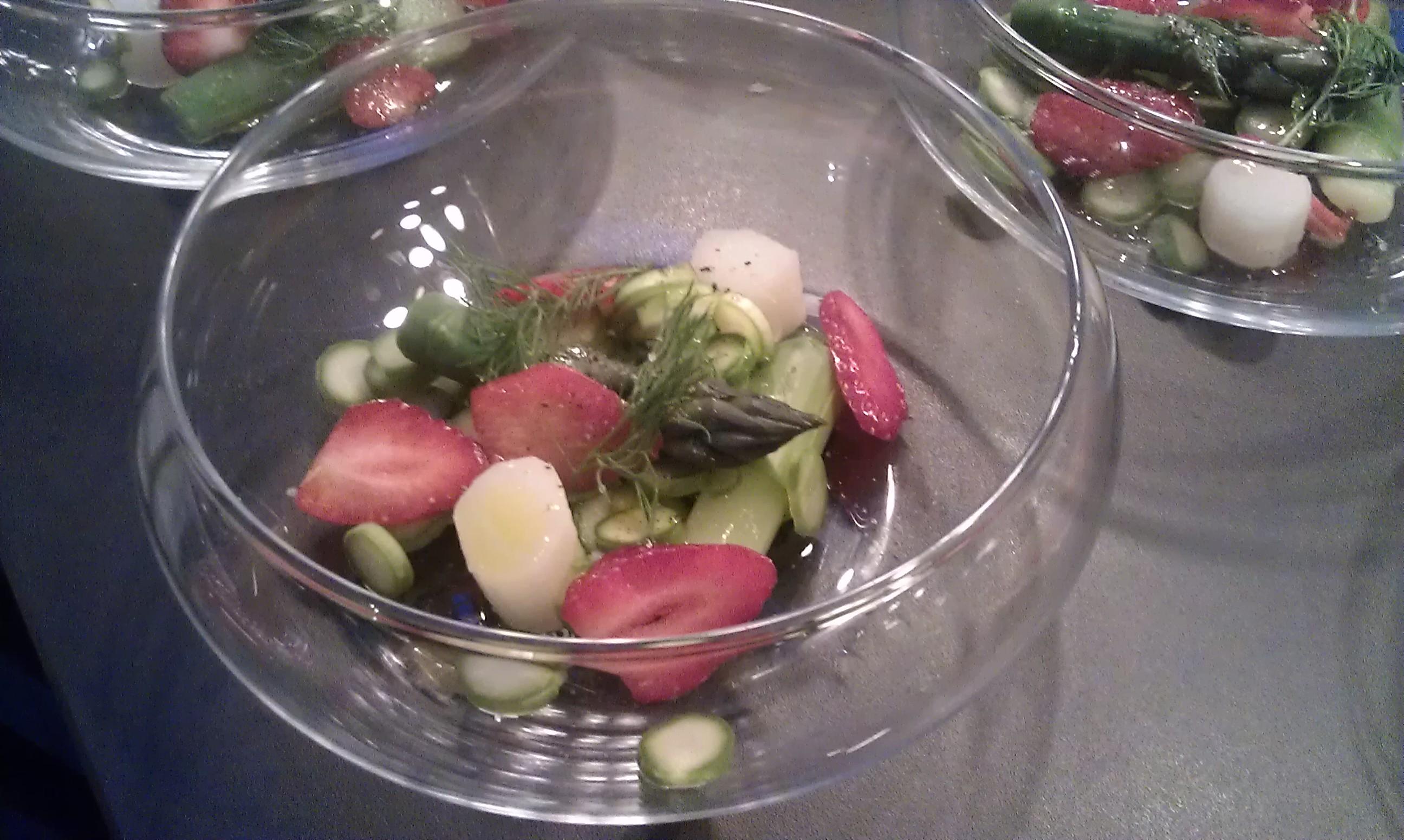 Une soir e exceptionnelle l atelier avec florent ladeyn - Cuisine attitude lignac ...