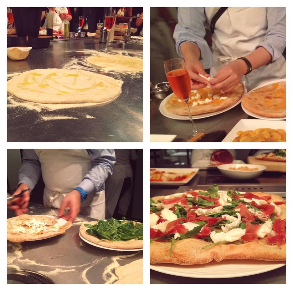 La p te pizza le blog de cyril lignac - Cuisine attitude lignac ...