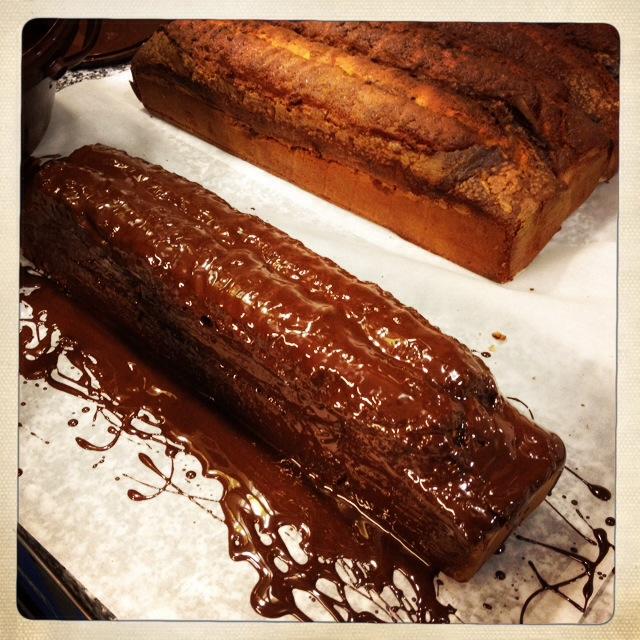 Le marbr vanille chocolat du chef lignac du sucre en jupon - Le robot cyril lignac ...