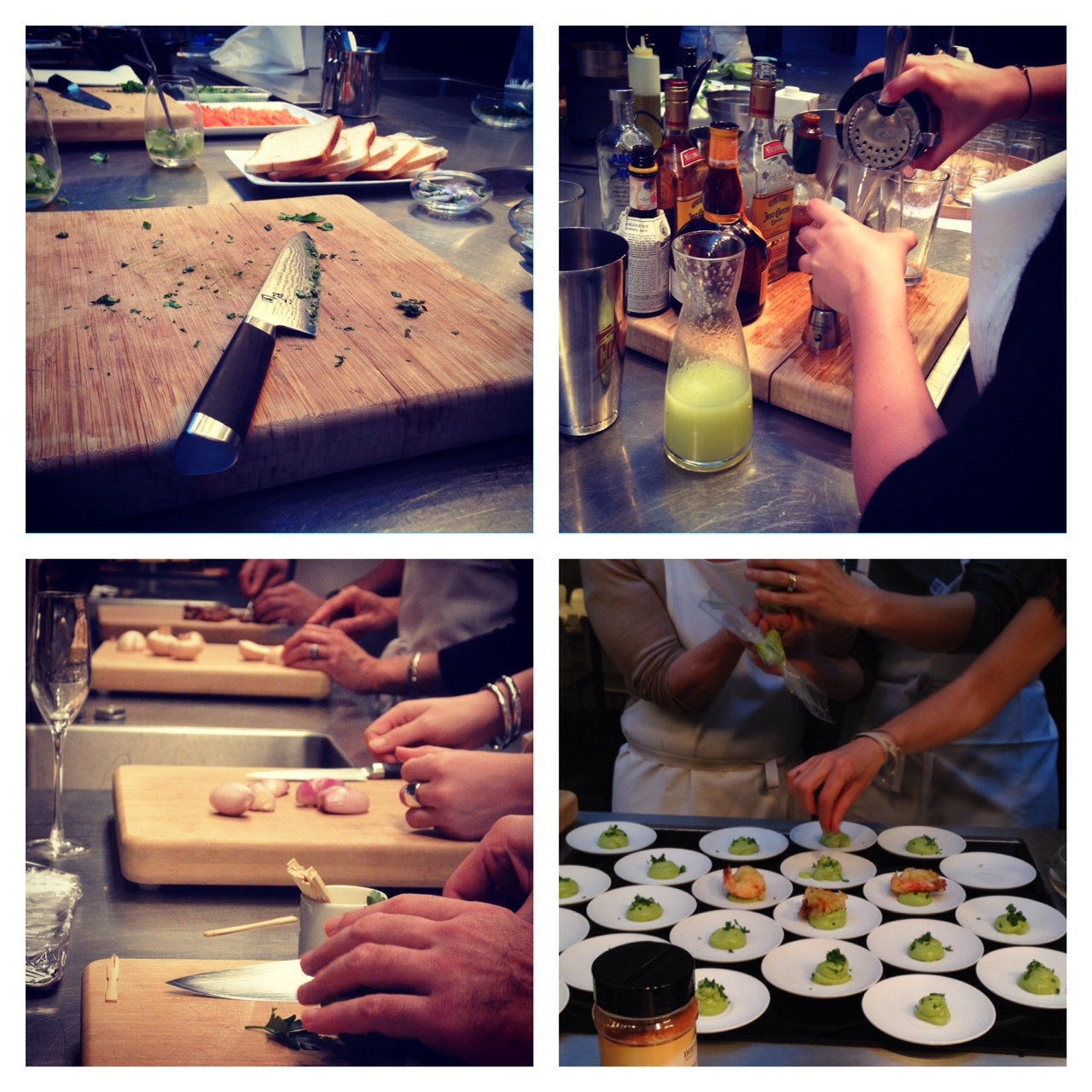 Changez vos habitudes avec l ap ro chic le blog de cyril for Atelier cuisine cyril lignac